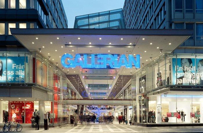«Gallerian Hamngatan»