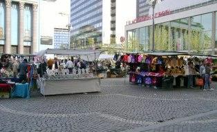 Блошиный рынок Flea Market