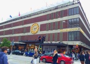 Торговый центр «Åhléns City»