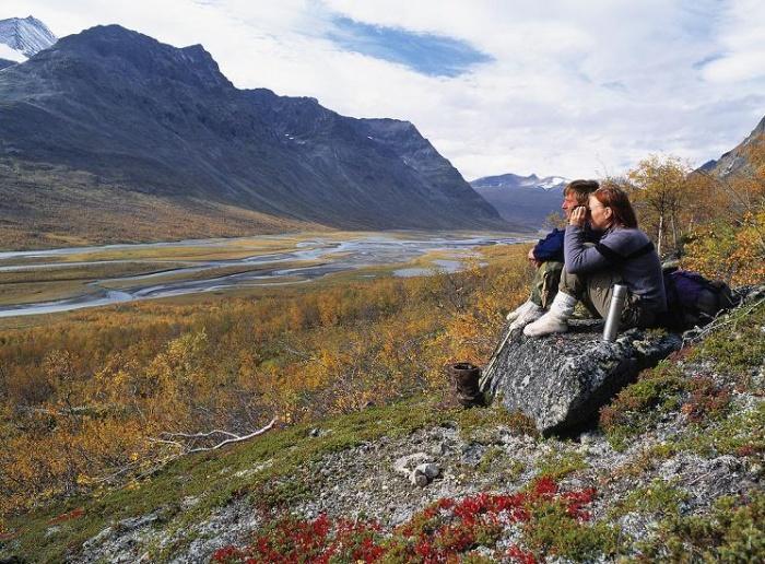Долина Рападален, национальный парк Сарек в Лапландии.JPG