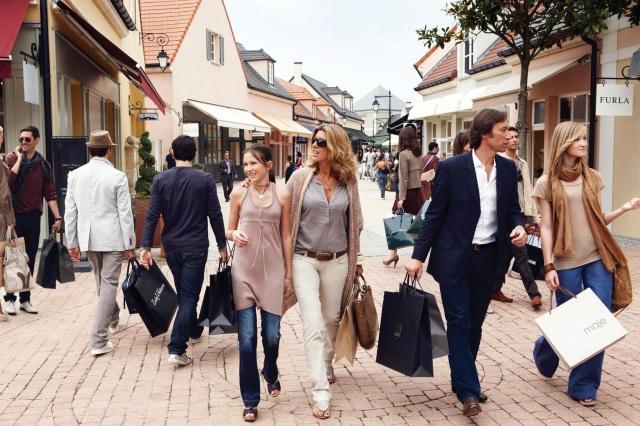 Аутлеты Франции: крупнейшие аутлеты и магазины распродаж в стране. Шоппинг во Франции - куда отправиться за покупками и хорошо сэкономить.