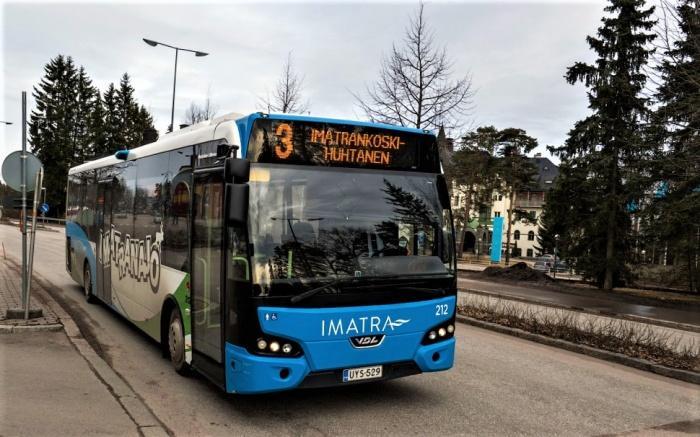 Городские автобусы, Иматра.jpg