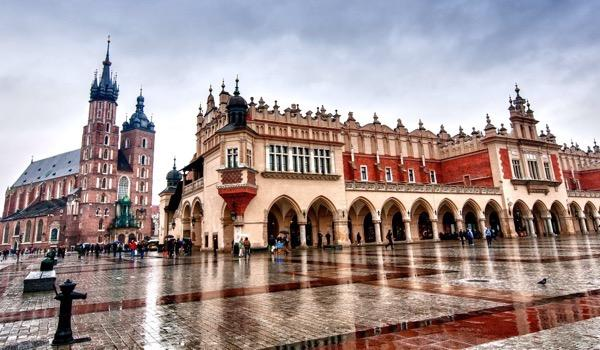 Краков-Польша.-Автобусные-туры-турагенство-Саулетта