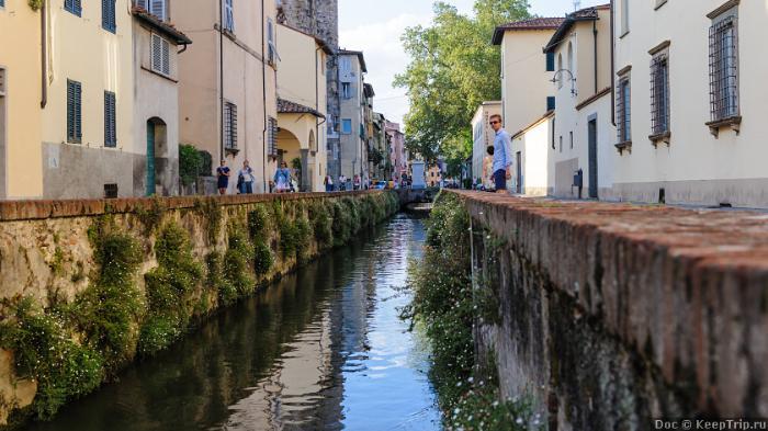 Лукка. Италия