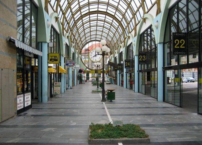 Автовокзал Марибора