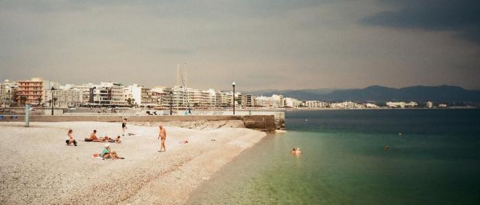 Лучшие пляжи Лутраки (Греция)