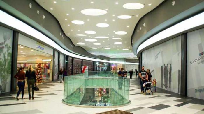 Второй этаж торгового центра, Пафос, Кипр