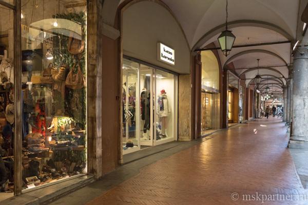 Магазины в Пизе
