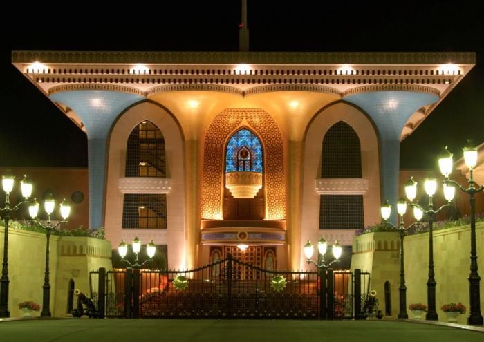 Дворец Султана в Маскате.jpg