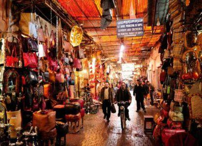 Шоппинг настоящий восточный базар