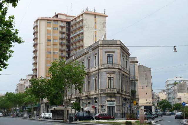 Торговый центр Катании