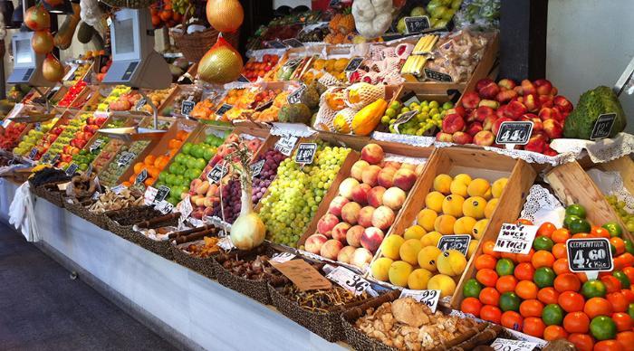Рынки в Бенидорме