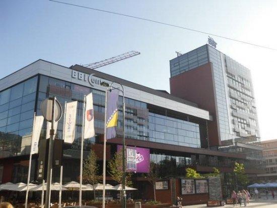 Сараево - торговый центр BBI
