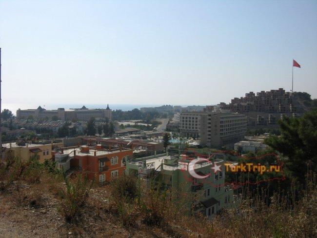 Поселок Конаклы