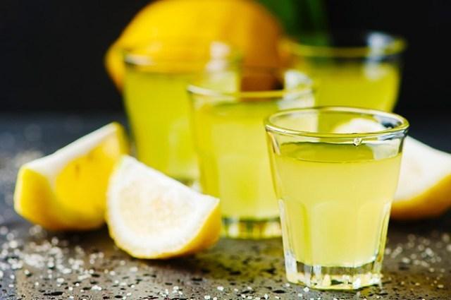 Лимончело с Искьи