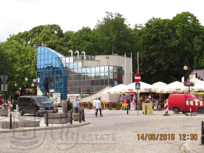 Площадь Рынок Сигизмунда Августа - центр города Августов.