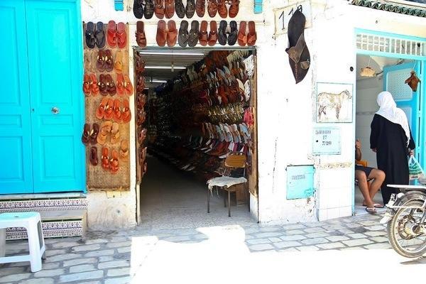 Tunisia-obuv