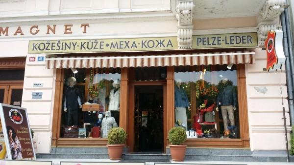 шоппинг в Карловых Варах