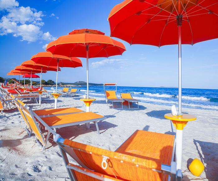 Пляжи Коста Смеральда