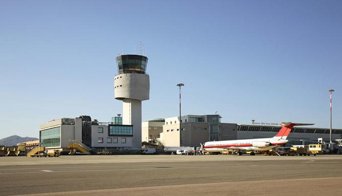 Аэропорт коста смеральда