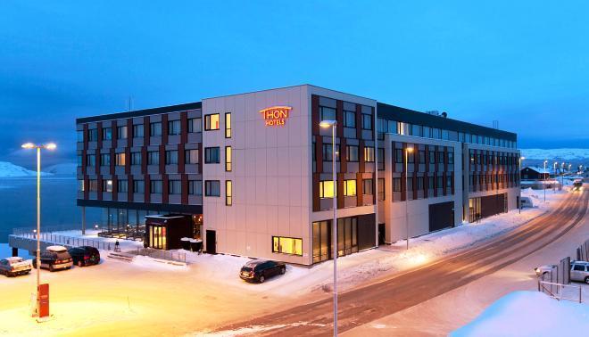 Отель Thon Hotel Kirkenes
