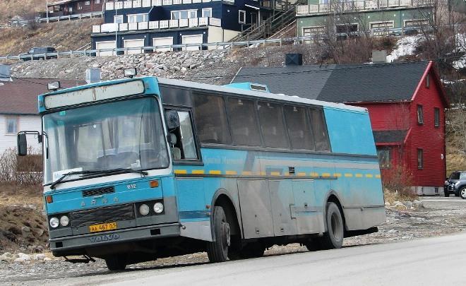 Автобус в Мурманск