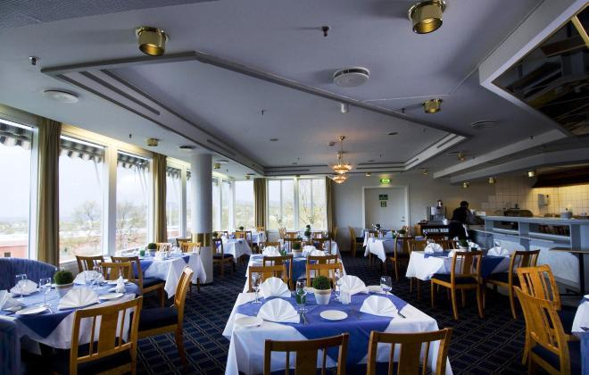 Ресторан в Rica Kirkenes Hotel