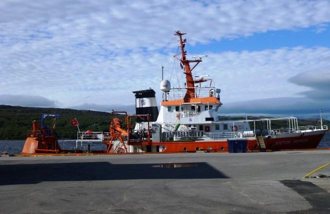 Порт Киркенеса