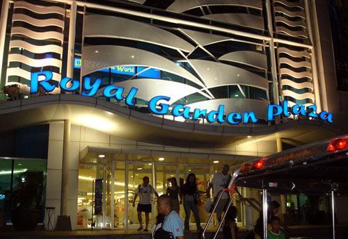 Royal Garden Plaza в Паттайе