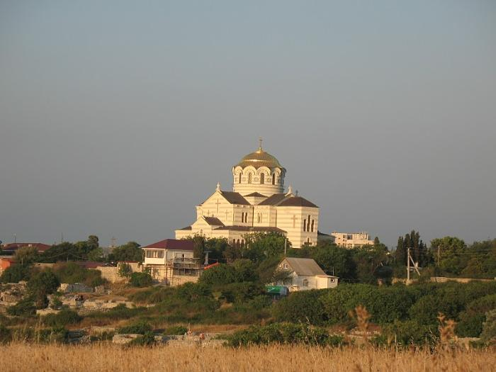 Собор Св.Владимира - Херсонес