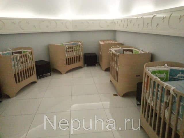 nursing room Lotte department Store