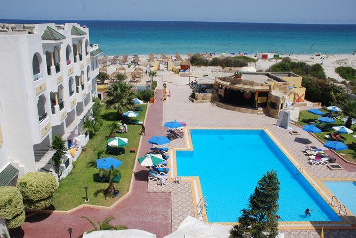 Topkapi Beach Mahdia 3*