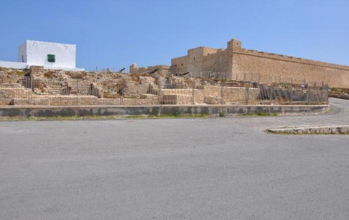 Крепость Borj el-Kebir