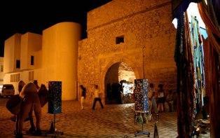 Медина и городские ворота (Skifa el-Kahla)