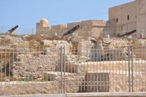 Крепость Borj el-Kebir Махдия