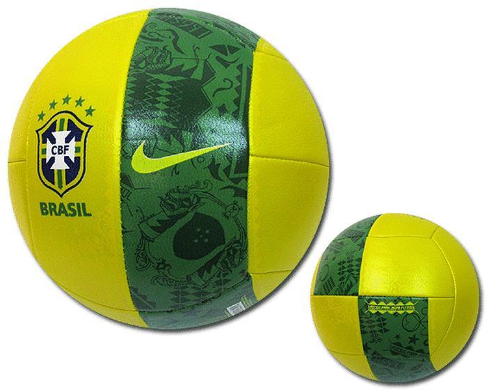 Шоппинг в Бразилии - Футбольная атрибутика