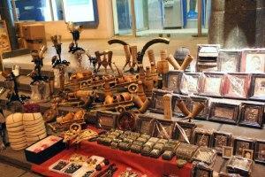 Сувениры из Грузии