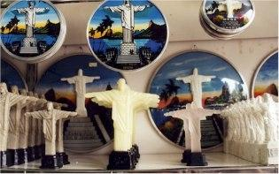 Сувениры в Бразилии - магниты