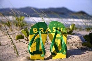 Песок с Бразильских пляжей