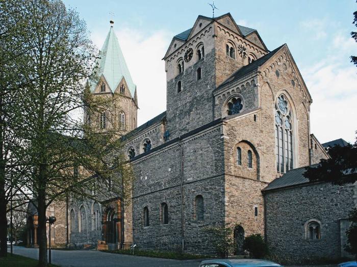 Верденское аббатство
