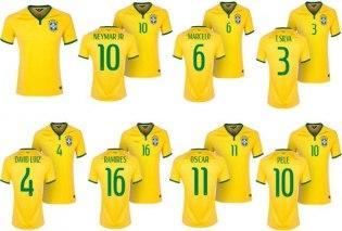 Бразилия — страна футбола