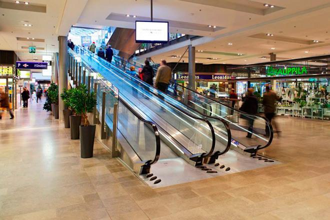 Торговый центр Skanssi