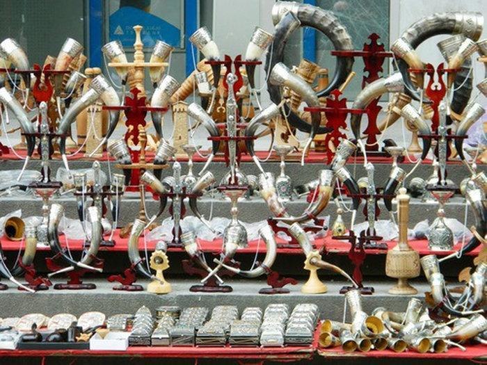 Сувениры в Тбилиси
