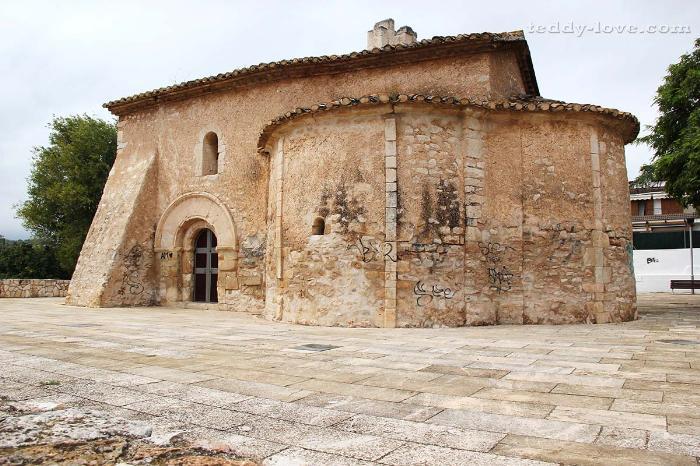Церковь Святого Мигеля