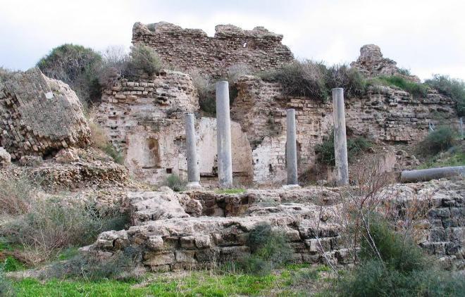 Колоннады Ашкелон
