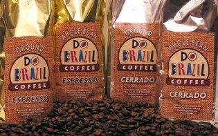 Натуральный кофе из Бразилии