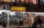 В магазинах говорят на русском языке