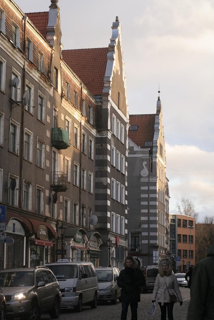 Прогулки в старой части города в Риге.JPG
