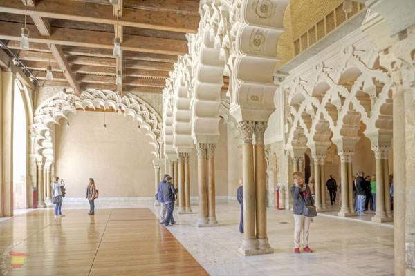 Мавританская архитектура в Сарагосе