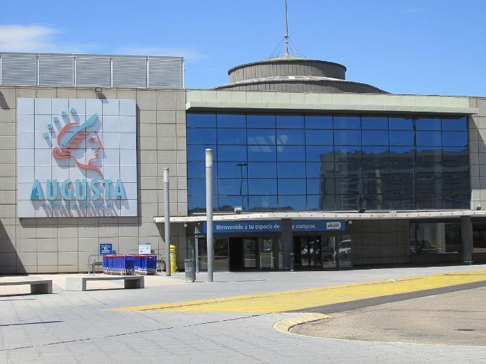 Торговый центр Centro Comercial Augusta